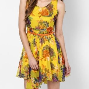 Dresses & Skirts - Multicoloured Colored Solid Shift Dress
